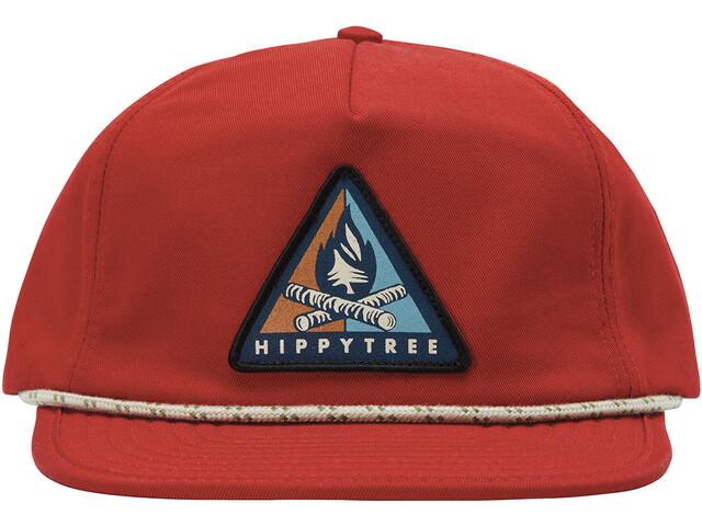 Hippy Tree Bonfire Hat Men brick